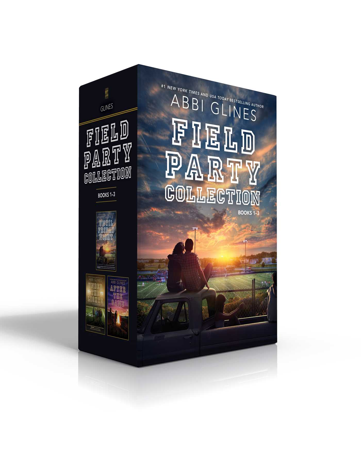 Field Party Collection Books 1-3