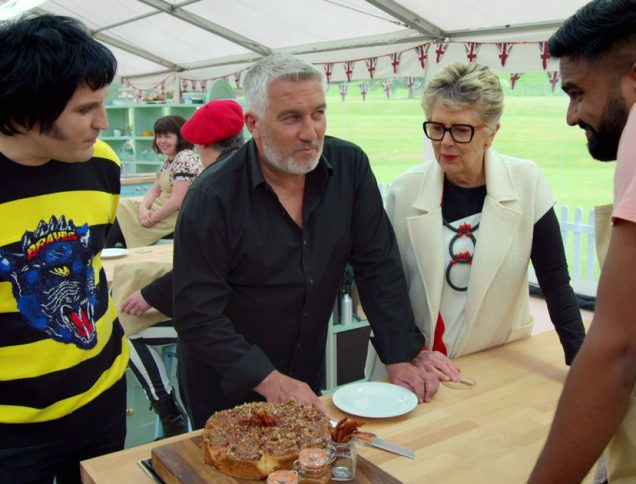 The Great British Baking Show Archives | Get Literary