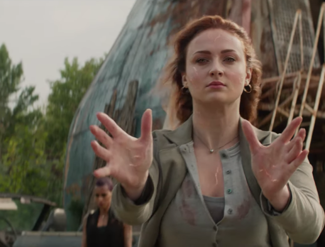 dark phoenix woman power supernatural