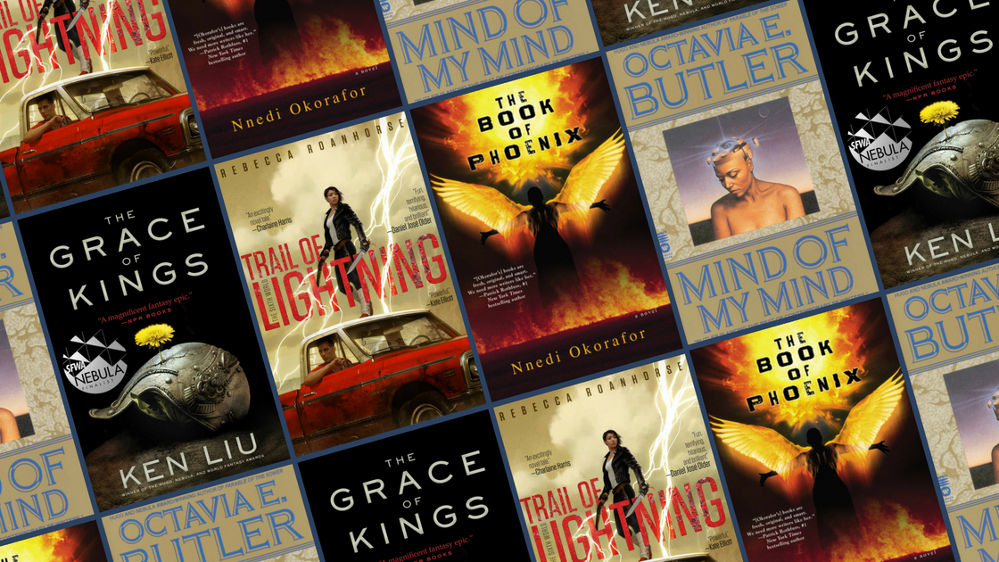 4 Sci Fi Books Written By People Of Color Get Literary