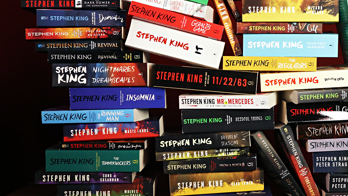 ece4d604 Can You Guess These Stephen King Novels by Their First Lines? How well do you  know ...