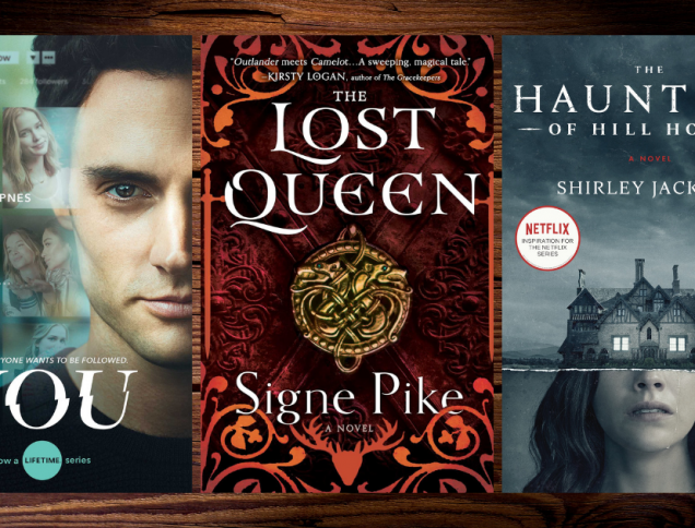 Fall TV Shows Book Recommendations