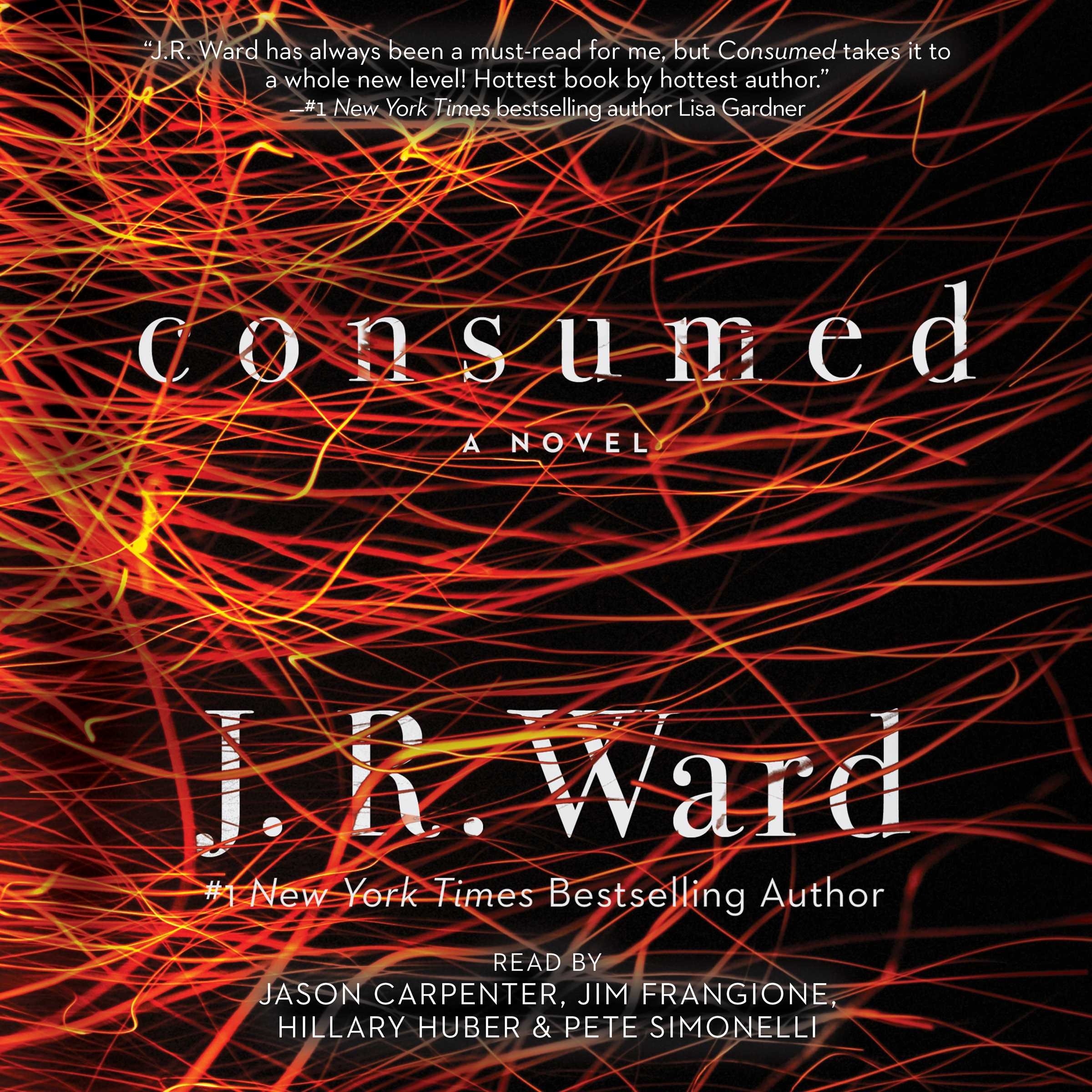Consumed (Audio)