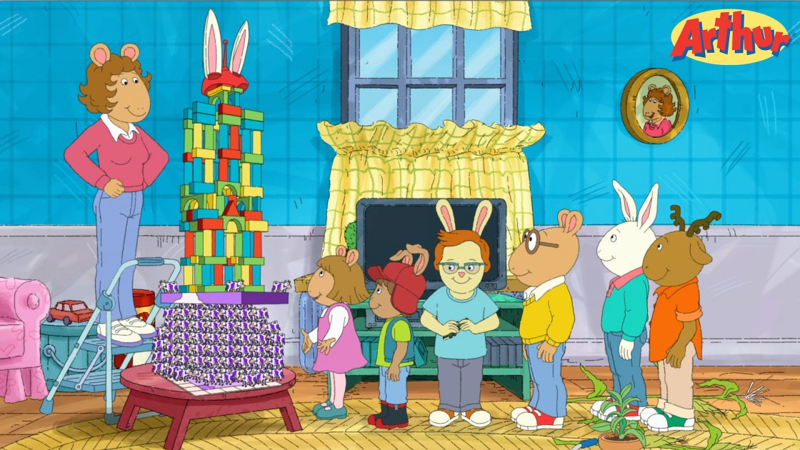 Arthur Episode 4 | Photo Credit: PBS | 12 Books to Read If You Loved This 90s Cartoon