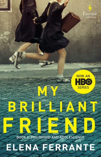 My Brilliant Friend (Media Tie-In)