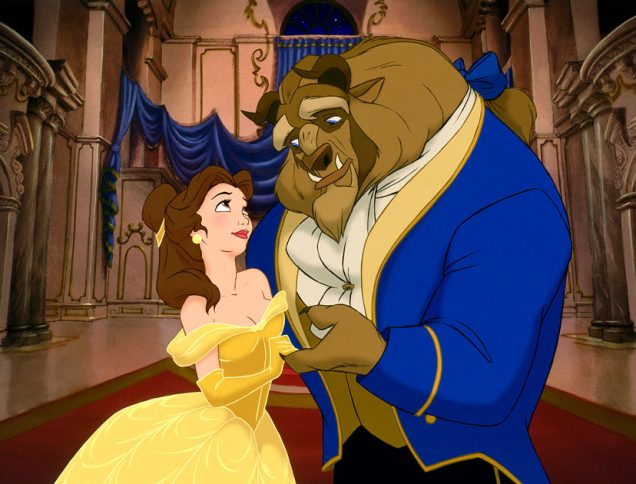 Once Upon a Time...5 Fairy Tale Retellings You'll Love | Beauty and the Beast | Image Source: Disney ABC Television Group