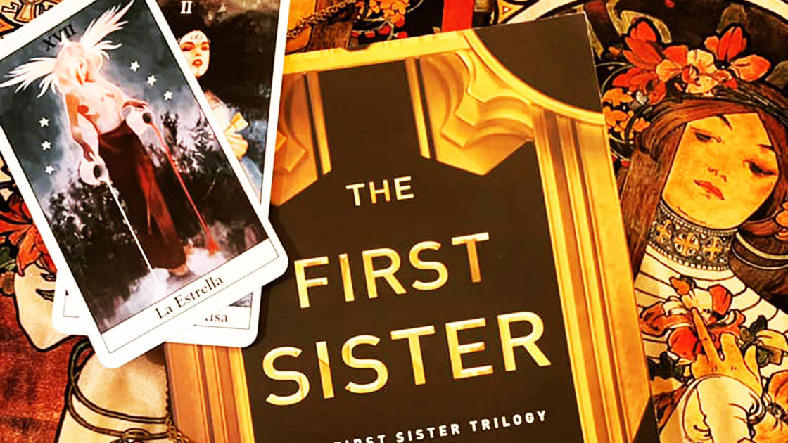 The First Sister Cover
