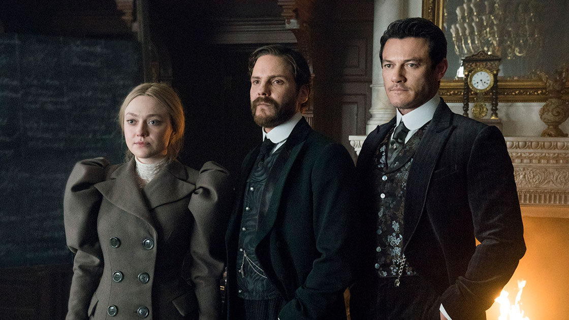 Photo from the Alienist TV show
