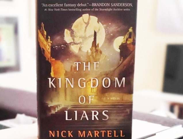 Kingdom of Liars book