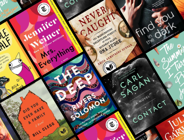Graphic of August Ebook Covers