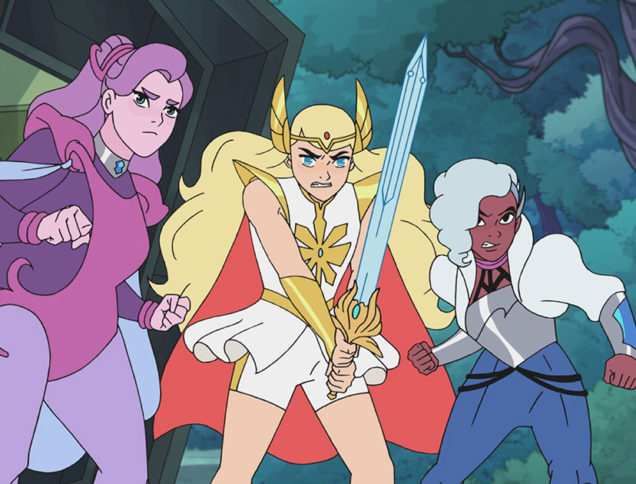 She-Ra Princess image from the show