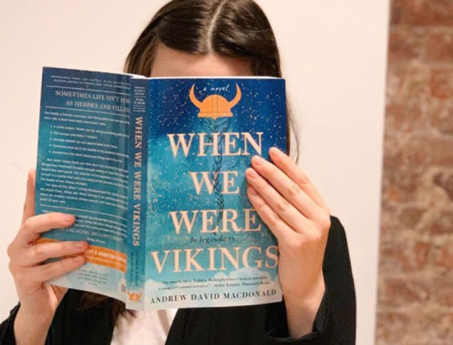Reading When We Were Vikings